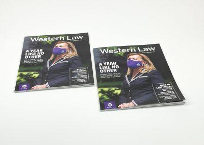 Western University Faculty of Law Alumni Magazine - London
